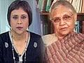 Video: Sheila Dikshit on launch of food security scheme in Delhi
