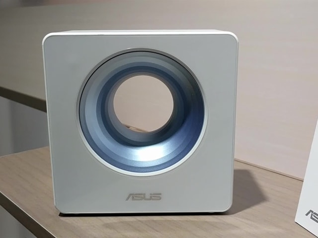 Video : Asus Blue Cave Router First Look