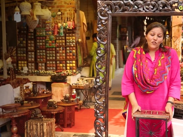 Video : Diwali Décor DIY: Office Space gets a Diwali Makeover
