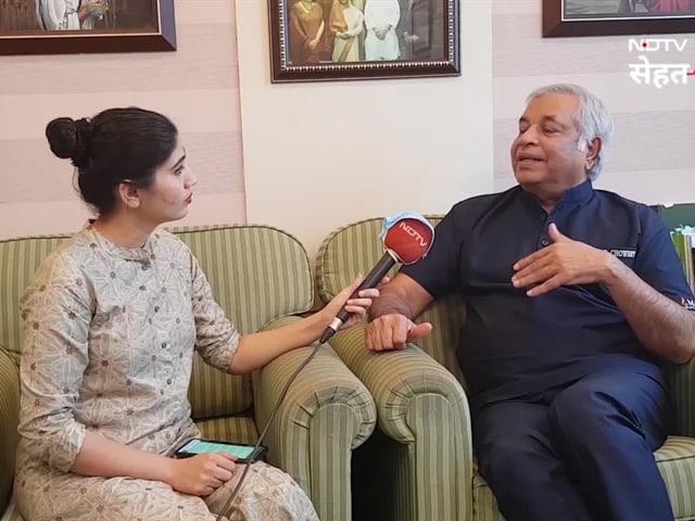 Videos : तेजी से वजन कम करने से पहले जान लें ये बातें, Dr. Pradeep Chowbey (Padmashree) से खास मुलाकात