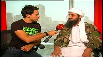 Video : Breaking News: Osama debuts in B'wood!