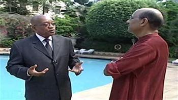 Video : Walk The Talk with Jacob Zuma