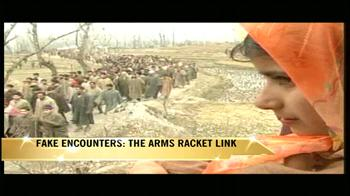 Video : Fake encounters: The arms racket link