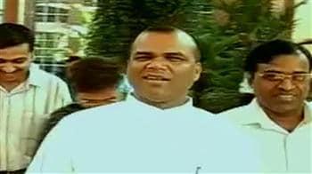 Video : Goa Tourism Minister resigns