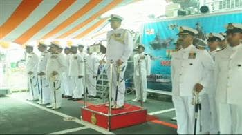 Video : Rear Admiral shot himself accidentally, says Navy