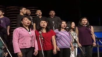 Video : Shillong Choir: For President's ears only
