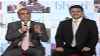 Video : Bharti ready for the next leg with Zain