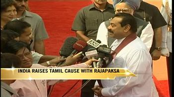 Video : DMK leaders discuss Tamil issue with Rajapaksa