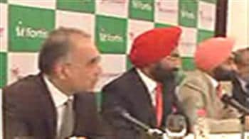 Video : Fortis to raise Rs 2750 cr war chest for Parkway