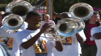 Videos : Johannesburg gears up for FIFA Cup
