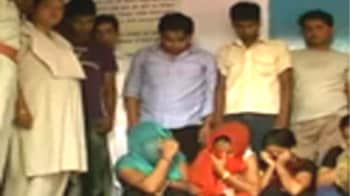 Videos : मथुरा में सेक्स रैकेट का पर्दाफाश