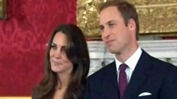 Video : Prince William and Kate on how he proposed