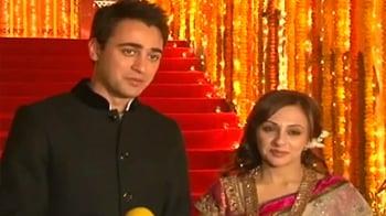 Video : Imran, Avantika on their honeymoon plans