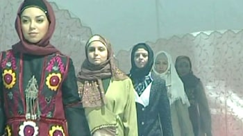 Video : Combining fashion and modest dress codes in Iran