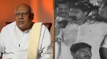 Video : Jagan vs Rosaiah: Battle of wills, words