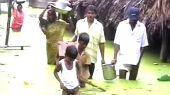 Video : Cyclone threat in Andhra Pradesh
