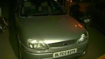 Video : Jet Airways pilot runs car over restaurant manager in Delhi