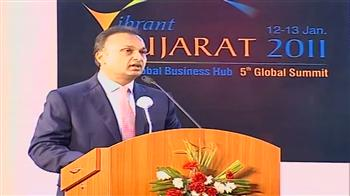 Video : Anil Ambai commits Rs 50K-cr investment in Gujarat