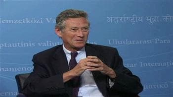 Video : Fiscal deficit a concern: IMF