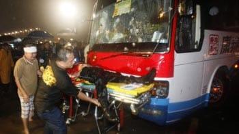 Video : Manila bus hostage drama ends in gun battle