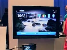 Your TV as a touch screen phone!