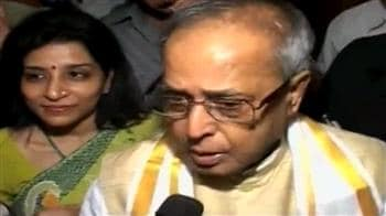 Video : India trying for Anderson's extradition: Pranab