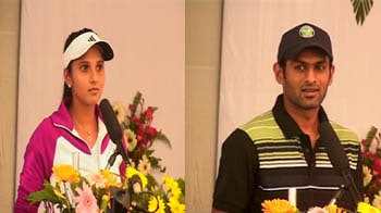 Videos : संगम क्रिकेट और टेनिस का