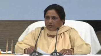 Video : Ayodhya verdict: Upto the Centre to ensure compliance, says Mayawati