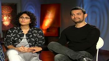 Kiran behaved badly with me: Aamir