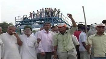 Video : Jat protests hit Delhi water supply