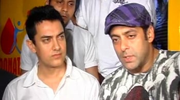 Video : Aamir and Salman's blood connection