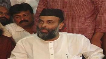 Video : Madani says will surrender before court soon