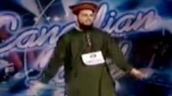 Video : Canadian Idol audition of terror suspect