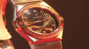 Video : Luxury watches by Omega