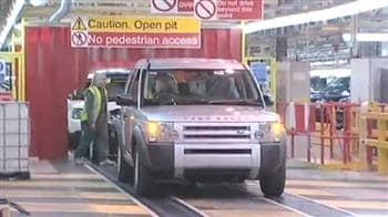Video : Jaguar Land Rover to retain three UK factories