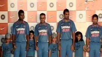Videos : टीम इंडिया की नई ड्रेस