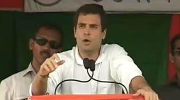 Video : Rahul takes on Left, Buddha silent
