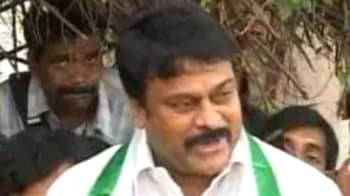 Video : Chiru's day 1 in Andhra Pradesh Assembly
