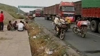 Video : China: Stuck in jam for nine days