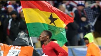 Ghana, Uruguay set up Quarter Final clash