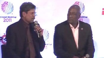 Video : Legends on World Cup and Tendulkar