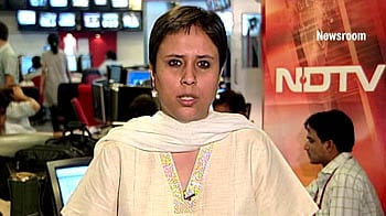 Video : Barkha Dutt on the political developments of cabinet formation (May 21, 2009)