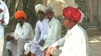 Video : Rajasthan village excited about Obama