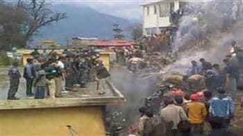 Video : 17 feared dead in Tawang chopper crash