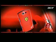 Acer Liquid Ferrari edition