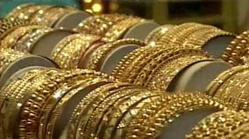 Video : Gold price at a new high