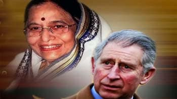 Video : Who will inaugurate the Games? President Patil or Prince Charles?