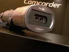 Panasonics new range of 3D camcorders