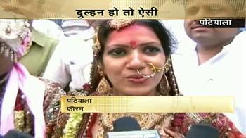 Videos : शादी के फौरन बाद किया रक्तदान