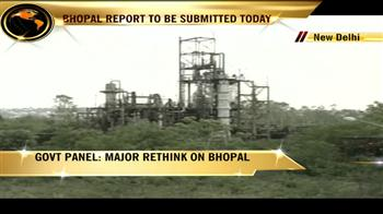 Video : Bhopal gas tragedy: Group of Ministers to submit report today